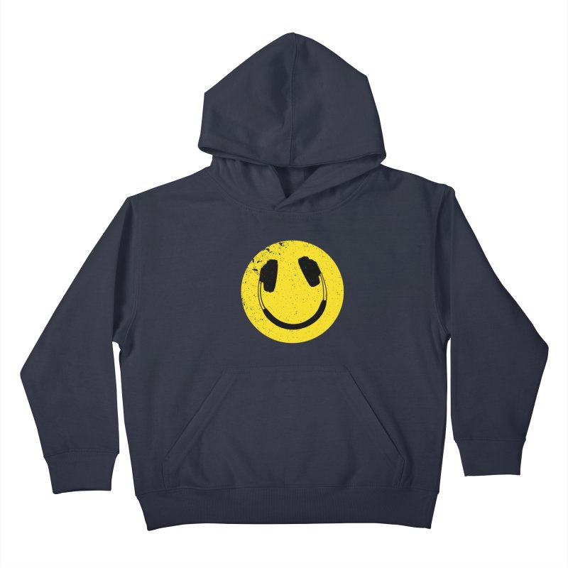 Music makes me feel good! Kids Pullover Hoody by Llorch's Shop
