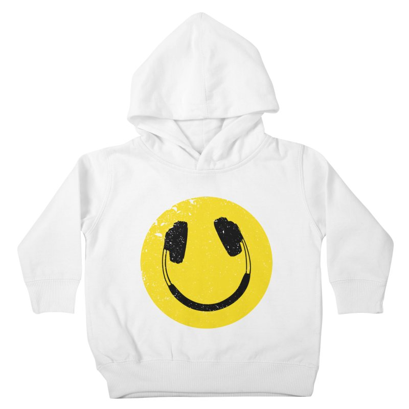 Music makes me feel good! Kids Toddler Pullover Hoody by Llorch's Shop