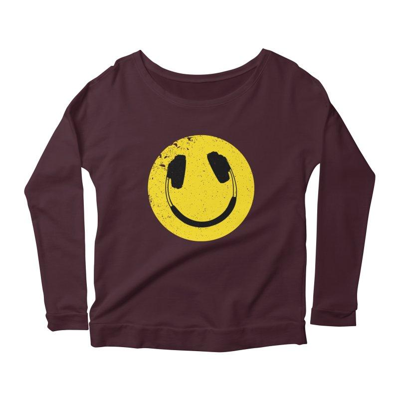 Music makes me feel good! Women's Longsleeve T-Shirt by Llorch's Shop
