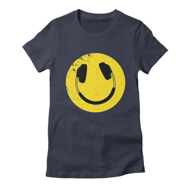 Music makes me feel good! Women's T-Shirt by Llorch's Shop