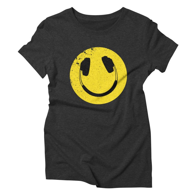Music makes me feel good! Women's Triblend T-shirt by Llorch's Shop
