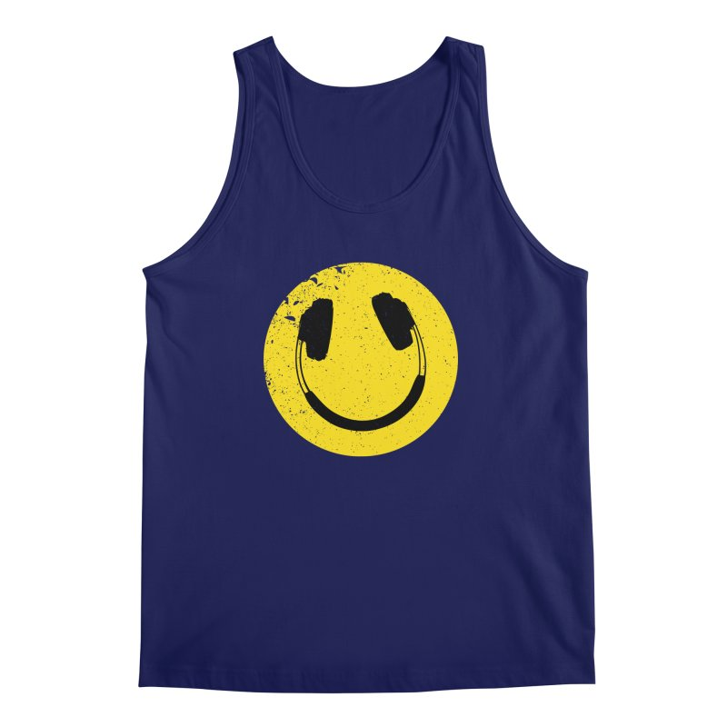 Music makes me feel good! Men's Tank by Llorch's Shop