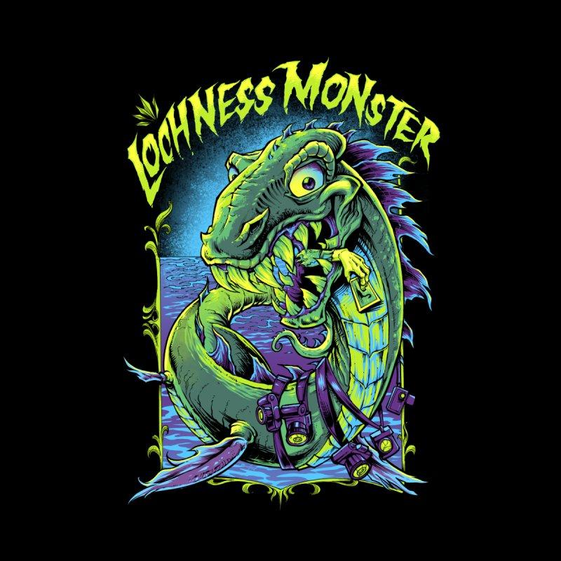 Hungry Lochness Monster   by LochnessMonster's Artist Shop