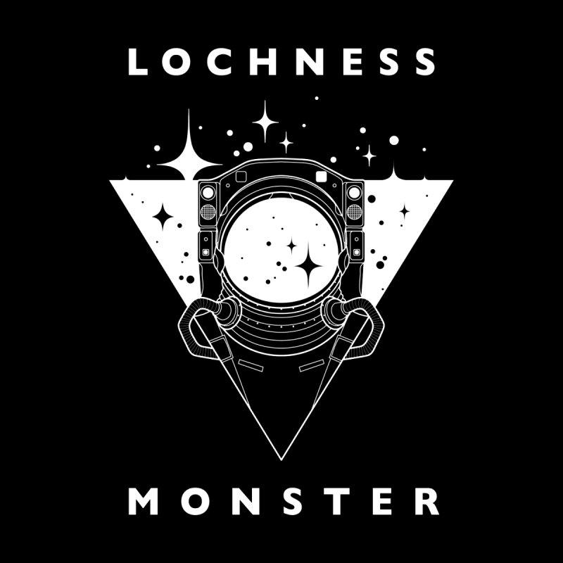 Astronaut None  by LochnessMonster's Artist Shop
