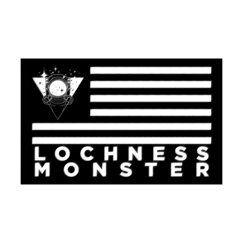 Lochness Monster Flag None  by LochnessMonster's Artist Shop