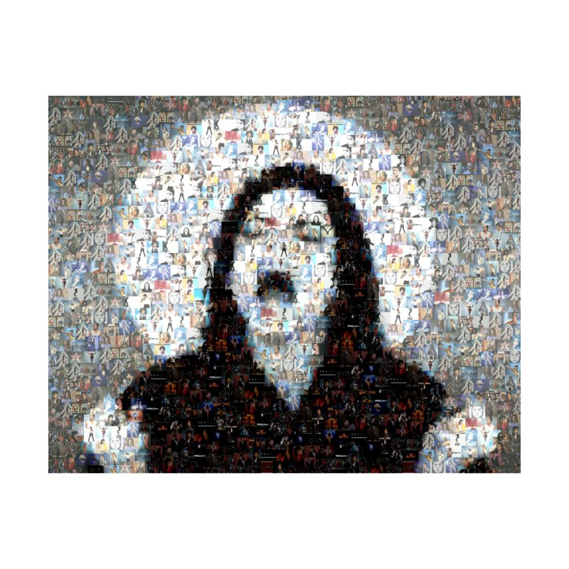 Michael Jackson Scream Mosaic Men's T-Shirt by Loganferret's Artist Shop