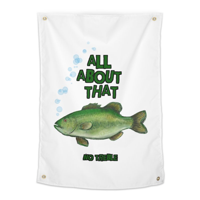 All About That Bass Home Tapestry by Loganferret's Artist Shop