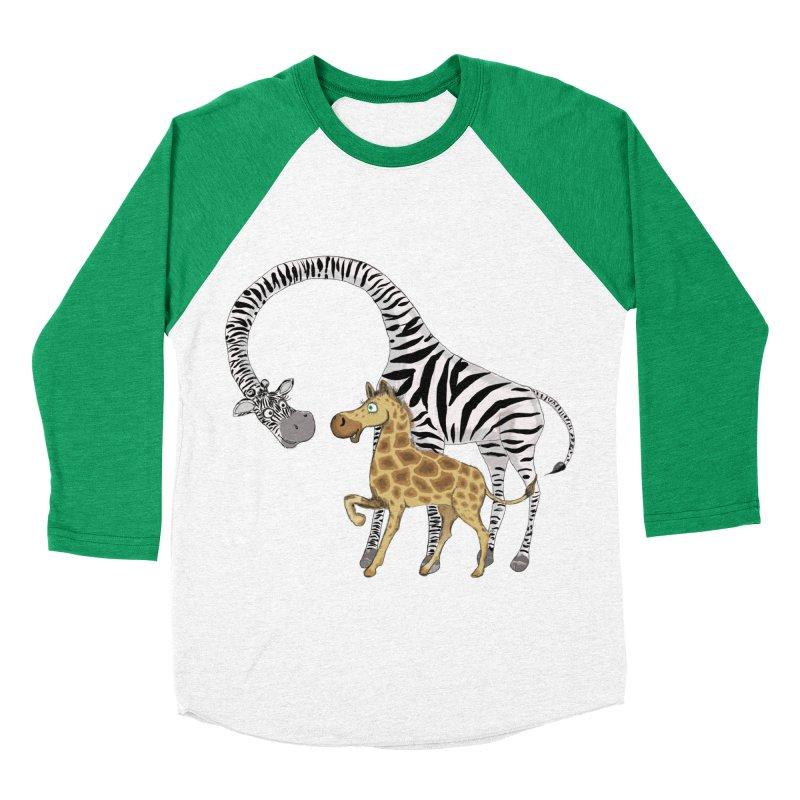 Pyjama Party Women's Baseball Triblend T-Shirt by Loganferret's Artist Shop