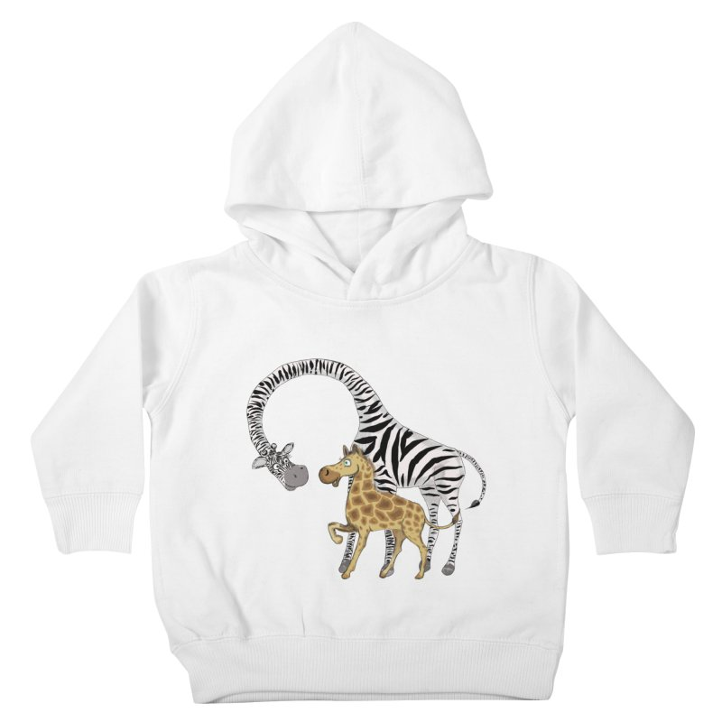 Pyjama Party Kids Toddler Pullover Hoody by Loganferret's Artist Shop