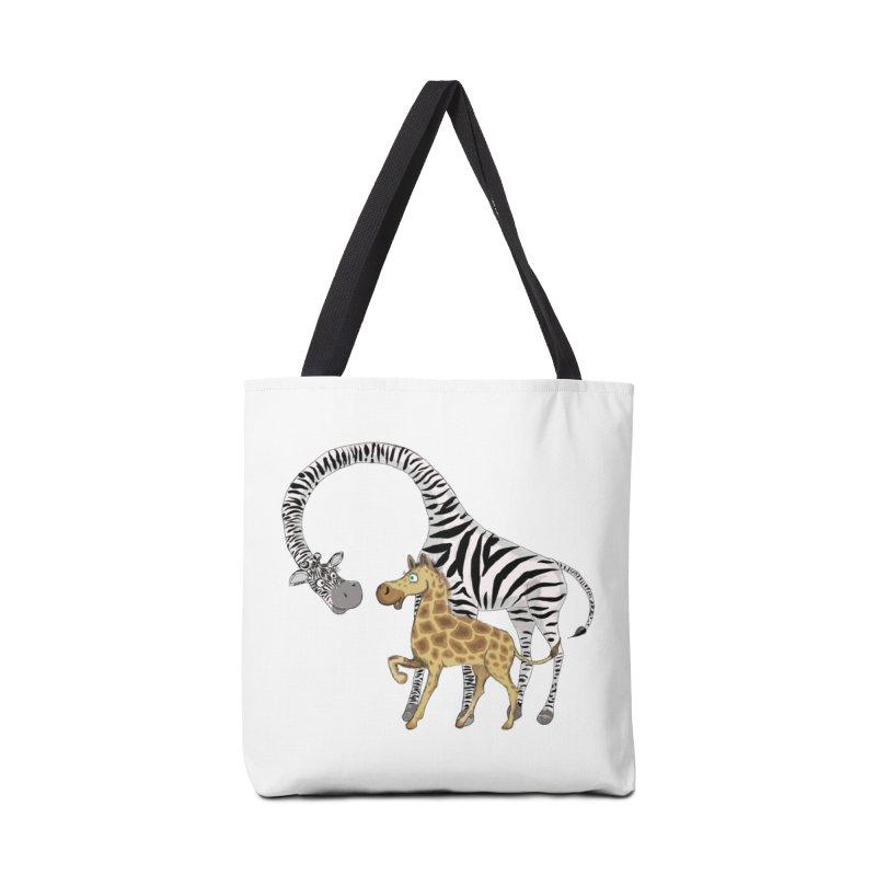 Pyjama Party Accessories Bag by Loganferret's Artist Shop