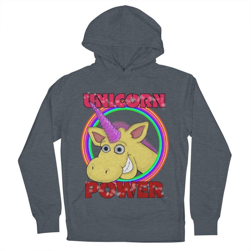 Unicorn Power Women's Pullover Hoody by Loganferret's Artist Shop