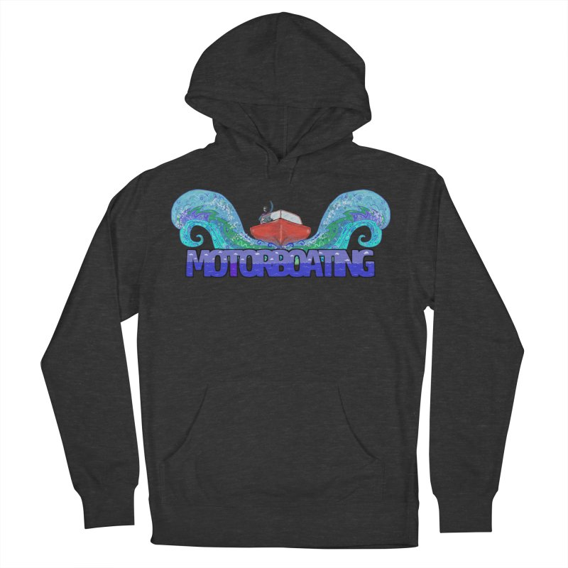 Love MotorBoating Women's Pullover Hoody by Loganferret's Artist Shop