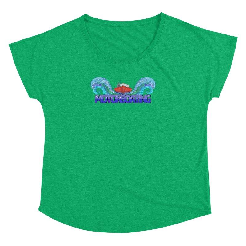 Love MotorBoating Women's Dolman by Loganferret's Artist Shop