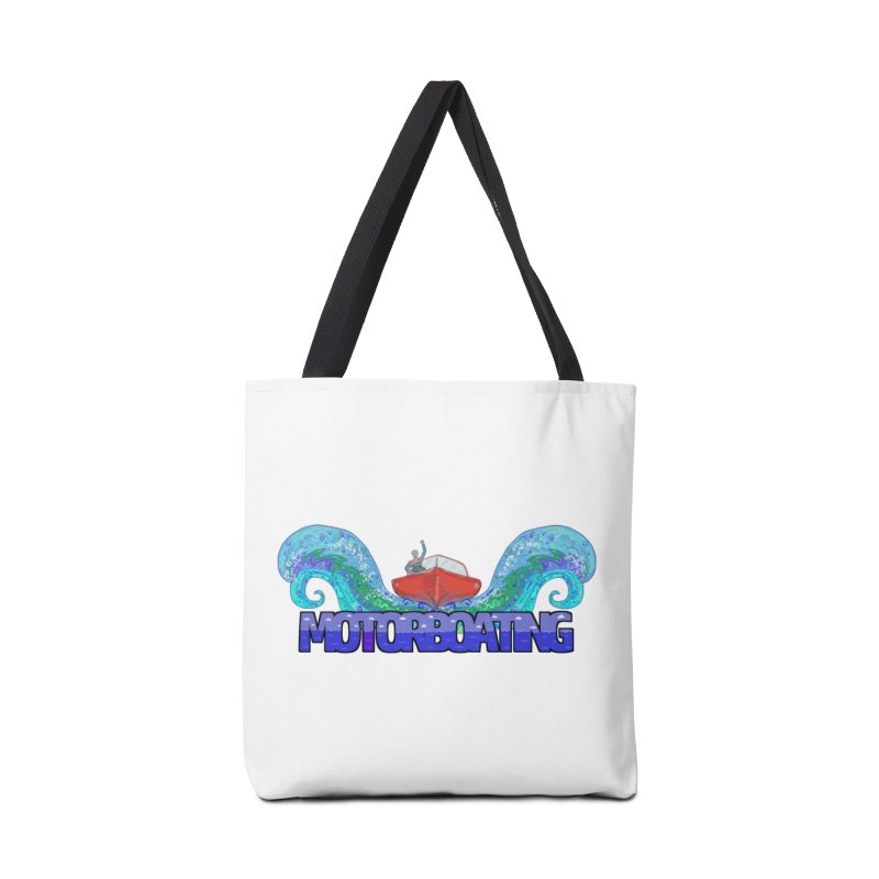 Love MotorBoating Accessories Bag by Loganferret's Artist Shop