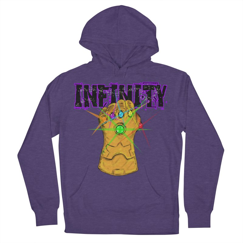 Infinity Men's Pullover Hoody by Loganferret's Artist Shop