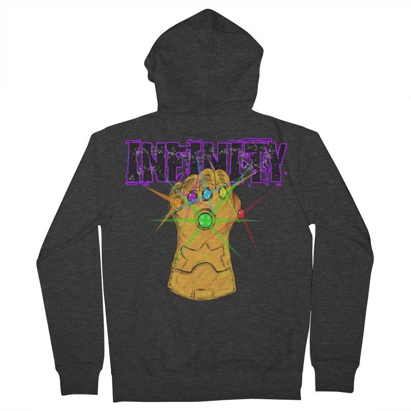 Infinity Women's Zip-Up Hoody by Loganferret's Artist Shop