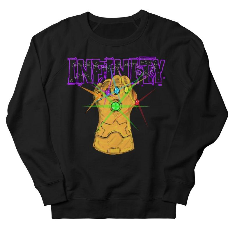 Infinity Women's Sweatshirt by Loganferret's Artist Shop