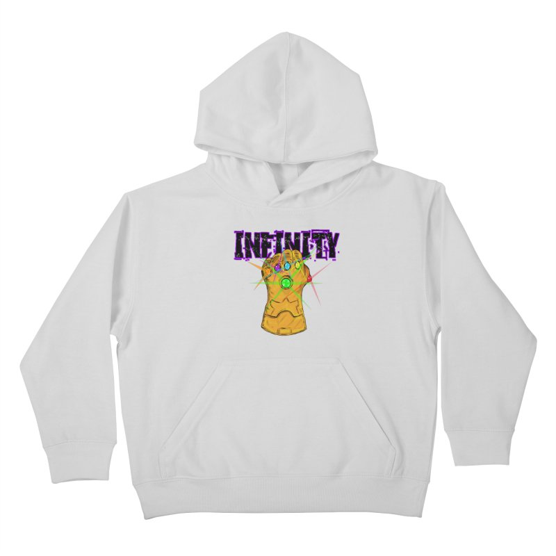 Infinity Kids Pullover Hoody by Loganferret's Artist Shop