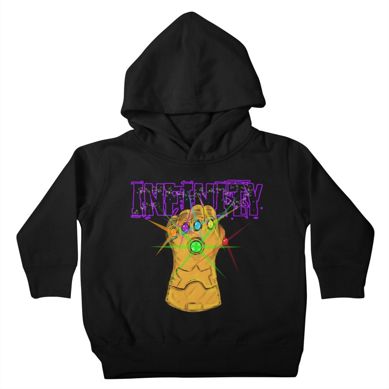 Infinity Kids Toddler Pullover Hoody by Loganferret's Artist Shop