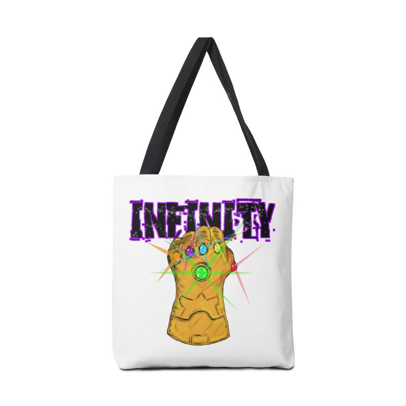 Infinity Accessories Bag by Loganferret's Artist Shop