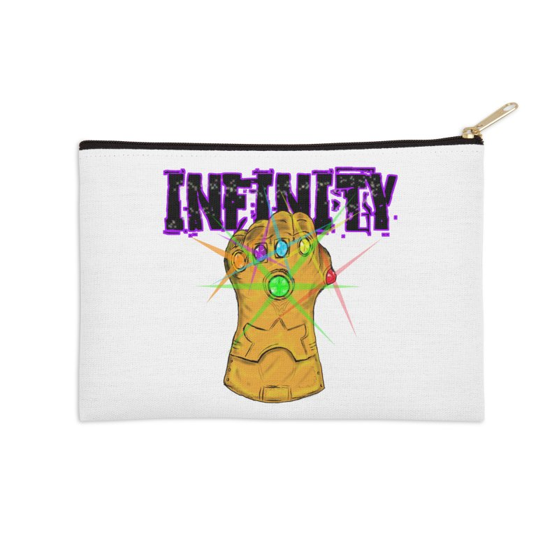 Infinity Accessories Zip Pouch by Loganferret's Artist Shop