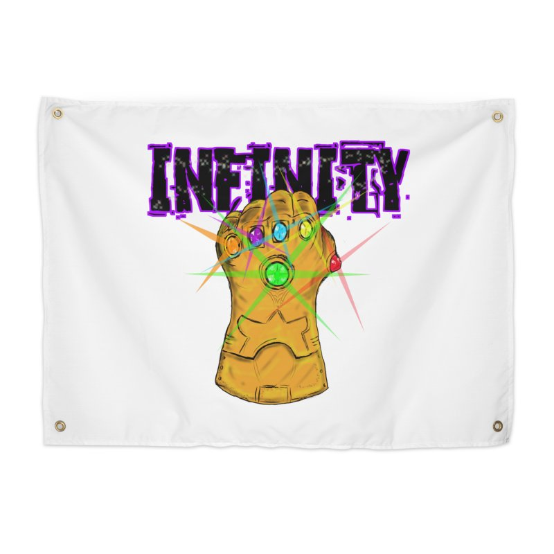 Infinity Home Tapestry by Loganferret's Artist Shop