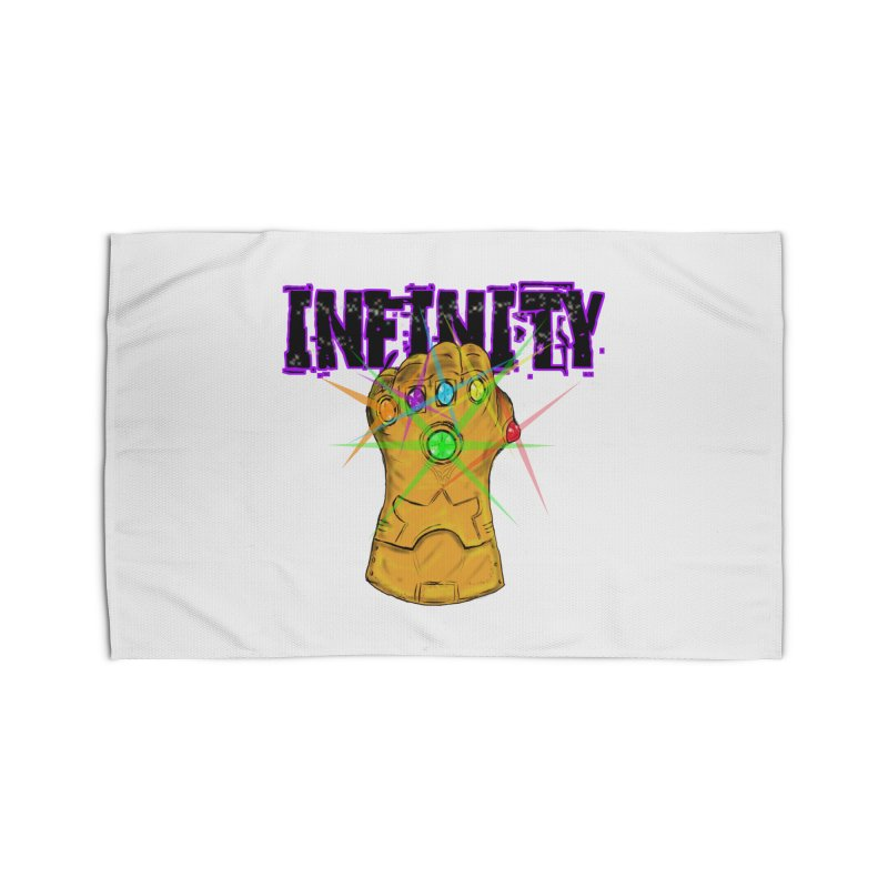 Infinity Home Rug by Loganferret's Artist Shop