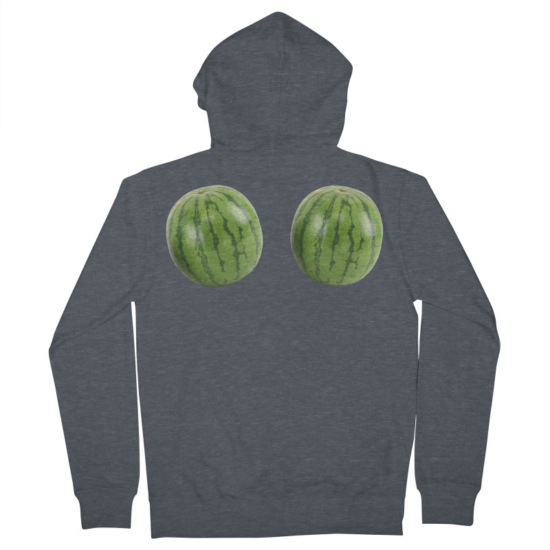 Melons Women's Zip-Up Hoody by Loganferret's Artist Shop
