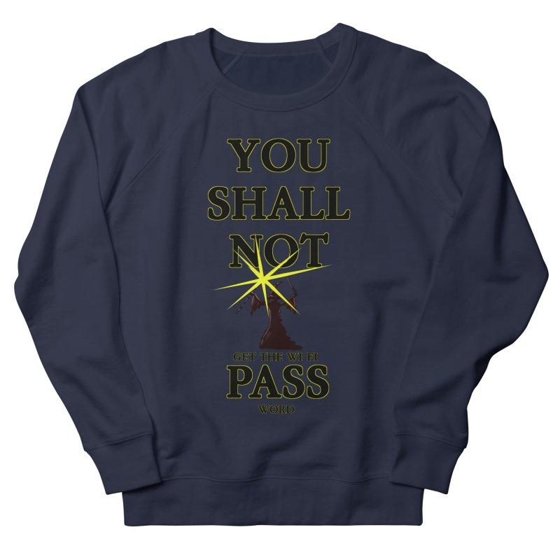 Wifi Password Women's Sweatshirt by Loganferret's Artist Shop