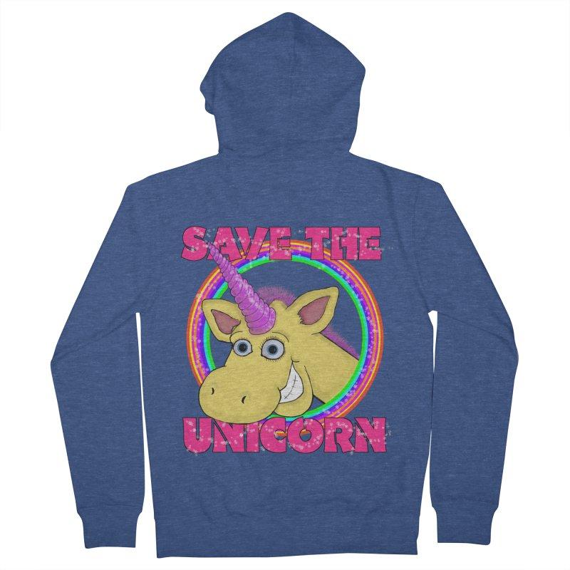 Save The Unicorn Men's  by Loganferret's Artist Shop