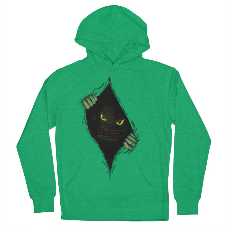 Do Not Open Men's Pullover Hoody by Loganferret's Artist Shop