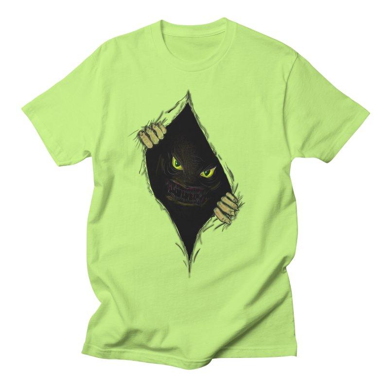 Do Not Open Men's T-Shirt by Loganferret's Artist Shop