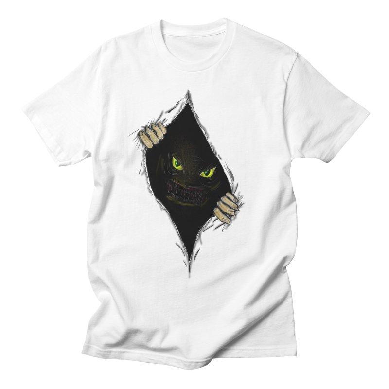 Do Not Open Women's Unisex T-Shirt by Loganferret's Artist Shop