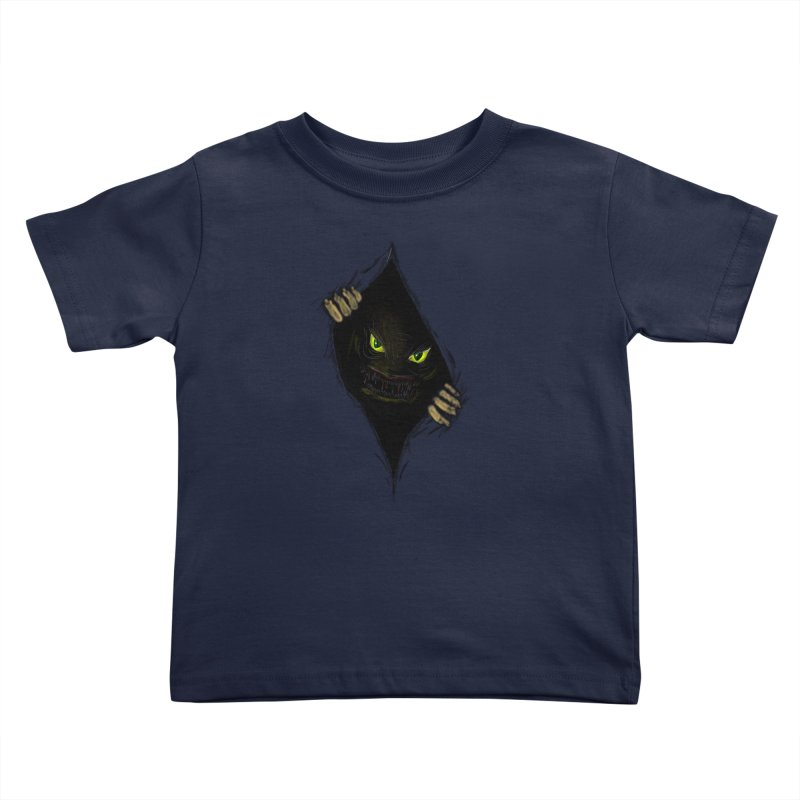 Do Not Open Kids Toddler T-Shirt by Loganferret's Artist Shop