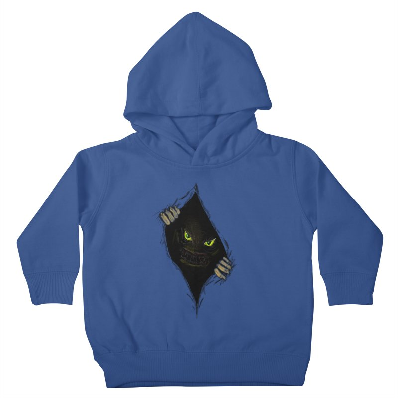 Do Not Open Kids Toddler Pullover Hoody by Loganferret's Artist Shop