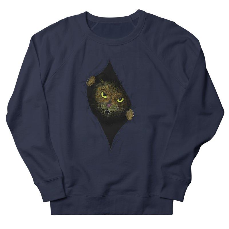 Cat Flap? Women's Sweatshirt by Loganferret's Artist Shop