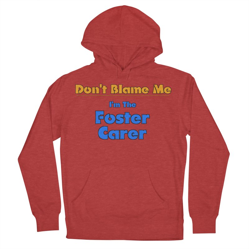 Don't Blame Me Women's Pullover Hoody by Loganferret's Artist Shop