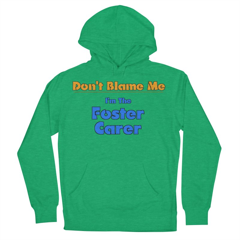 Don't Blame Me Men's Pullover Hoody by Loganferret's Artist Shop