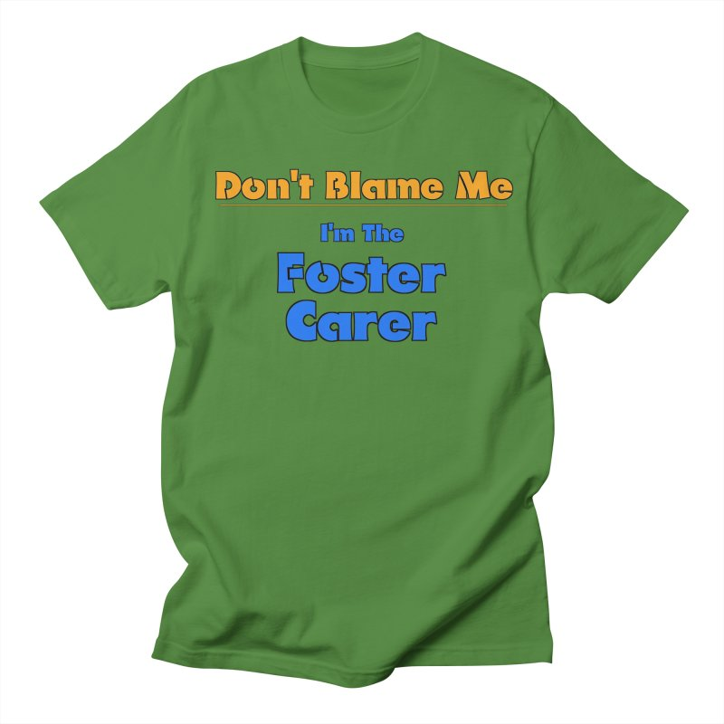 Don't Blame Me Women's Unisex T-Shirt by Loganferret's Artist Shop
