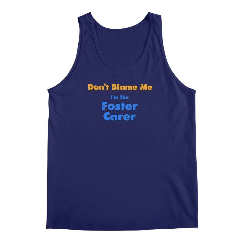 Don't Blame Me Men's Tank by Loganferret's Artist Shop