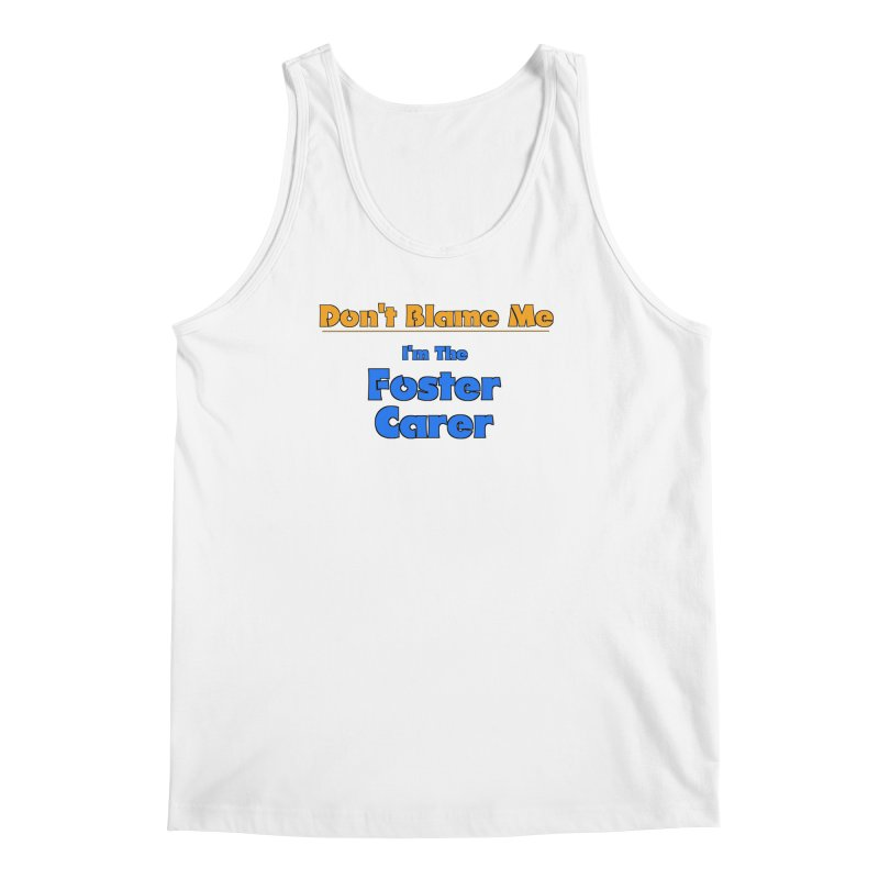 Don't Blame Me Men's Regular Tank by Loganferret's Artist Shop