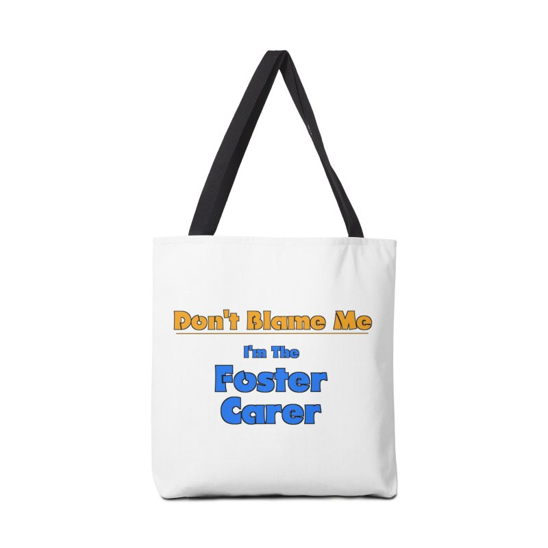 Don't Blame Me Accessories Bag by Loganferret's Artist Shop