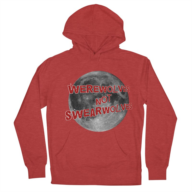Werewolves not Swearwolves Women's Pullover Hoody by Loganferret's Artist Shop