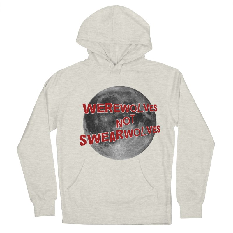 Werewolves not Swearwolves Men's Pullover Hoody by Loganferret's Artist Shop