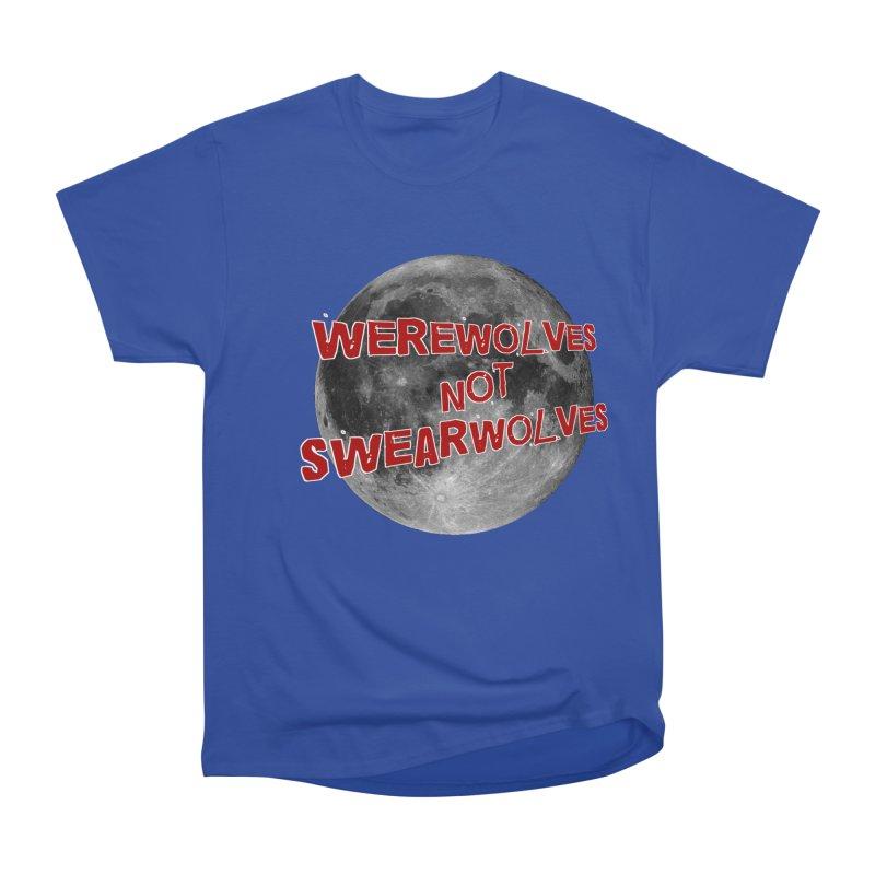Werewolves not Swearwolves Men's Classic T-Shirt by Loganferret's Artist Shop
