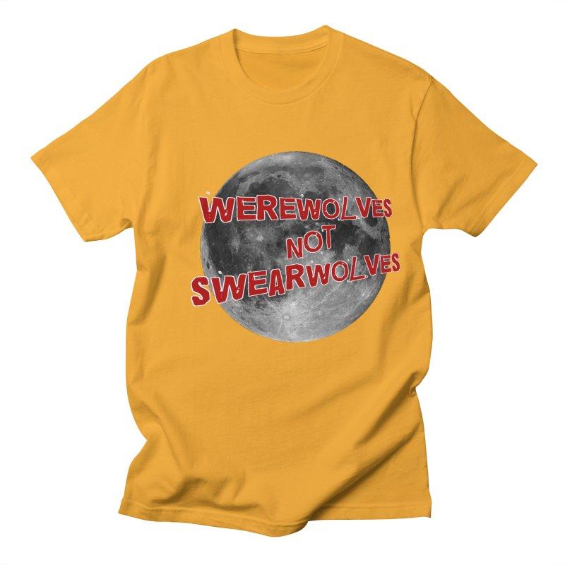 Werewolves not Swearwolves Women's Unisex T-Shirt by Loganferret's Artist Shop