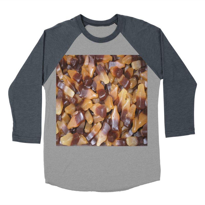 Cola Bottles Women's Baseball Triblend T-Shirt by Loganferret's Artist Shop