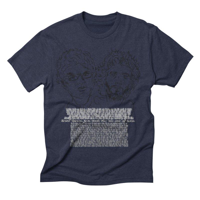 Carol Brown Lyrics, Flight of the conchords Men's Triblend T-shirt by Loganferret's Artist Shop