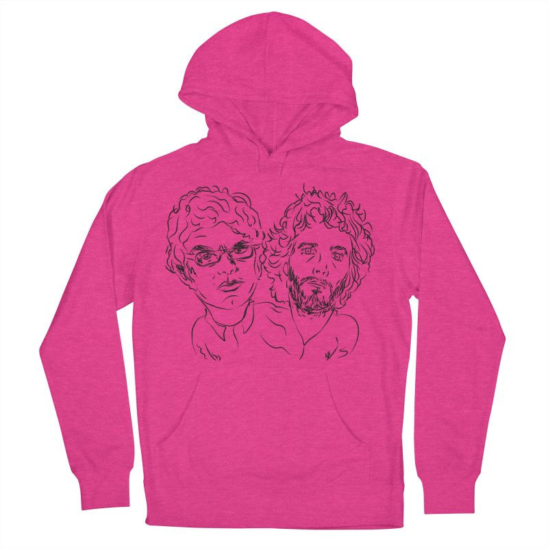 Bret Jermaine Flight of the Conchords Men's Pullover Hoody by Loganferret's Artist Shop