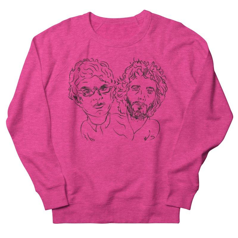 Bret Jermaine Flight of the Conchords Men's Sweatshirt by Loganferret's Artist Shop